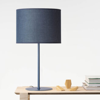 Littlewhy Navy Table Lamp