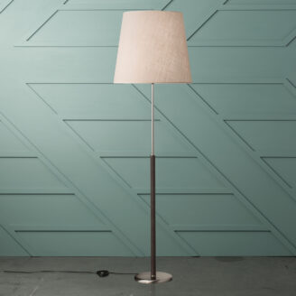 Hamilton Floor Lamp Chocolate