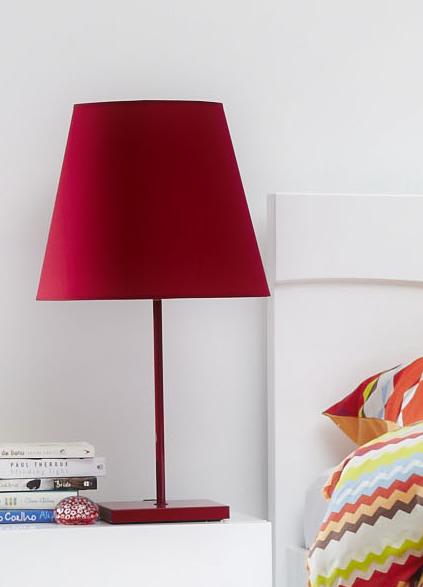 A-Line Tapered Lamp Shades