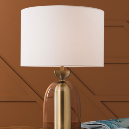 What Your Lampshade Says About Your Home: Modern Or Traditional, Your Shade Says It All