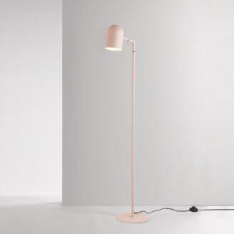Pia Nude Pink Floor Lamp