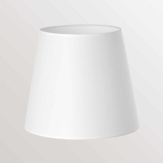 21cm A-Line Tapered Lamp Shade
