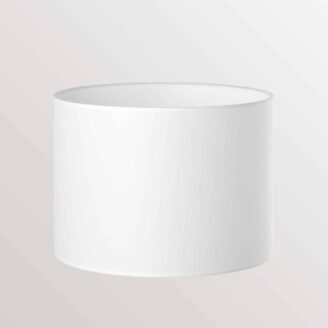 25cm Cylinder Lamp Shade